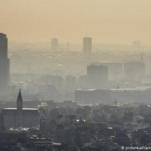 Замърсеният въздух убива годишно 400 000 души в ЕС