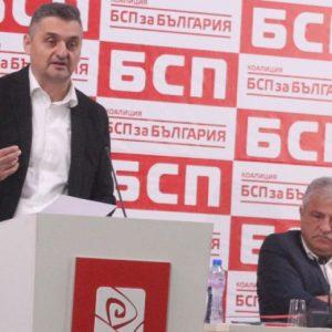 Кирил Добрев за изборите в БСП: И Лукашенко го избраха с 80%