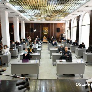 Местният парламент ще гласува изменение на бюджета и Плана за интегрирано развитие на Община Сливен