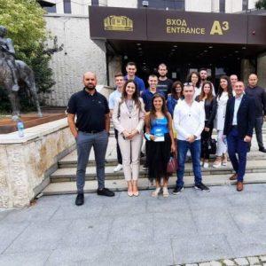 Младите сливенски гербаджии Велмира Вълева и Христо Котов са в ръководството на МГЕРБ