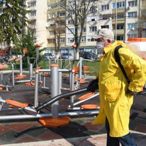 Община Сливен осигурява дезинфекция на обществени места