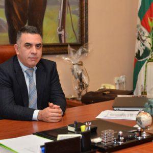 Поздравление на кмета Стефан Радев за първия учебен ден