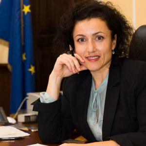 Поздравление на министър Десислава Танева по случай празника на Сливен