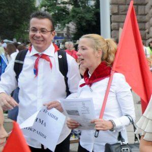 ПРИЗНАХА СИ! Пиарката на Божков изплака: Защо арестувате спонсорите на протеста?