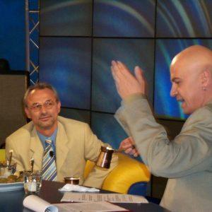Слави Трифонов от 7 години не си е позволил нито един скеч с Ахмед Доган!