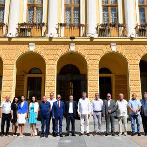 """Сливен домакинства на среща на кметове от РАО """"Тракия"""""""
