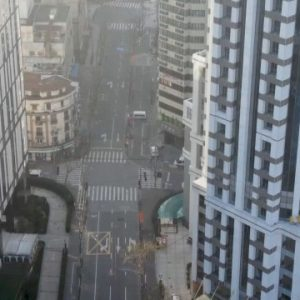 Ухан се превърна в град-призрак /видео/