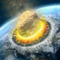 NASA: Към Земята се движат два огромни астероида