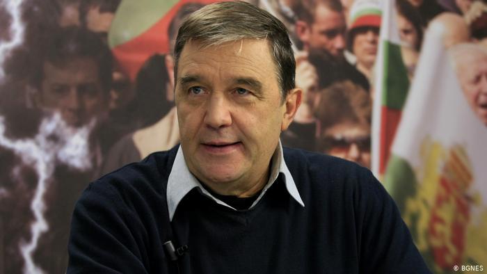 Димитър Луджев през 2013 година