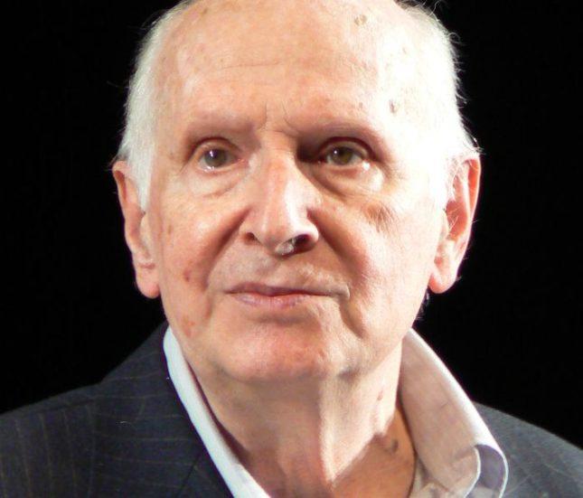 Васил Димитров (1934 - 2019). Снимка: Уикипедия - Почина актьорът Васил Димитров, който бе най-свободен на сцената