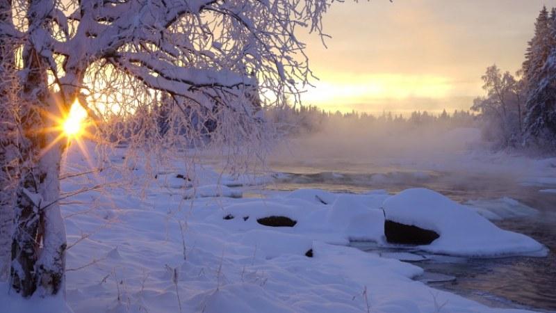 Сняг за Никулден, без преспи за Коледа и Нова година