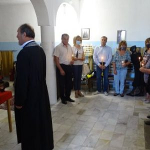 143 г. от клането в с. Любенова махала