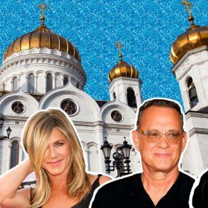7 холивудски звезди, приели православието