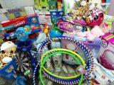 За поредна година ГЕРБ-Сливен направи подаръци на детските градини за Коледа