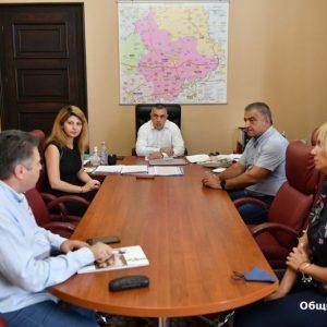 Кметовете на Сливен и Елена обсъдиха възможностите за съвместно сътрудничество между двете общини
