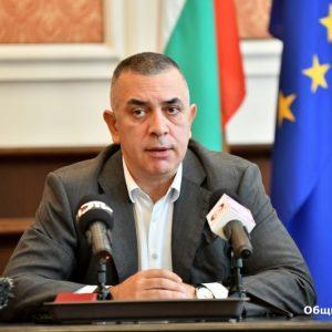 Кметът Стефан Радев призова жителите на общината да се възползват от ваксинацията срещу Ковид-19