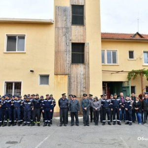 Кметът Стефан Радев: Службата ни за пожарна безопасност се радва на високо обществено доверие