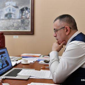 Кметът Стефан Радев участва в обсъждане на Плана за възстановяване на Европа