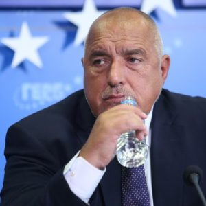 ПЪРВИ КОМЕНТАР: Борисов каза дали ще подкрепи проф. Герджиков за президент
