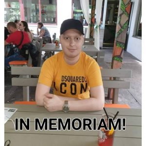 Ракът надви младия Димитър след 2,5 г. борба